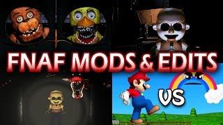 FNAF MODS & EDITS | DarkTaurus | Part 2 Ruby