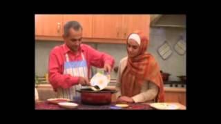 آموزش آشپزی گیاهی (وگان) - آش گوجه فرنگی
