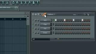 FL Studio 9 - Prise en main rapide et facile (1/2)