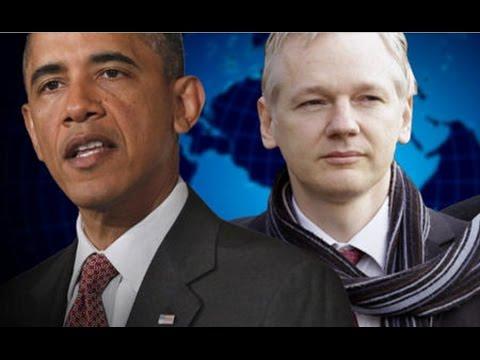 Shocking Admission By Obama As Julian