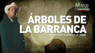 Marco Flores y La Jerez - Árboles de la barranca (LETRA)
