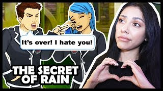 MY BOYFRIEND BROKE UP WITH ME! - THE SECRET OF RAIN (Episode 17) - App Game