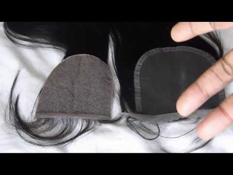 Difference between a Lace Closure and Silk Base Closure