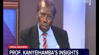 Morning Breeze - Prof. Kanyeihamba