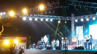 Insignia 2k17 Saturday night with darshan raval SDMCET dharwad