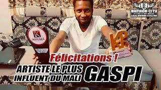 GASPI - ARTISTE LE PLUS INFLUENT DU MALI