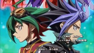 Yu-Gi-Oh! ARC-V Opening 5 Light of Hope (Kibo no Hikari) by Unknown Number