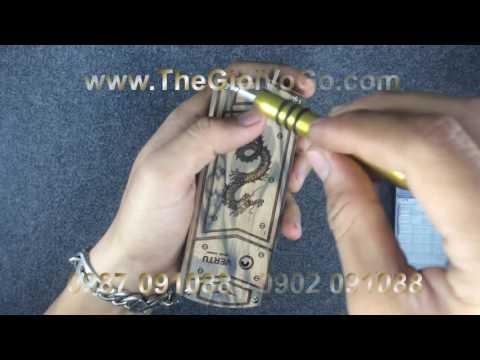 Cách ráp vỏ gỗ cho điện thoại - Thế Giới Vỏ Gỗ