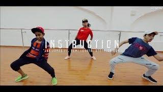 Instruction - Jax Jones ft. Demi Lovato, Stefflon Don   Shiamak JOY Students