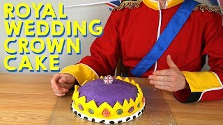 Prince Charles Bakes Crown Cake For Royal Wedding | Harry and Meghan 2018! | Funny Cooking Parody