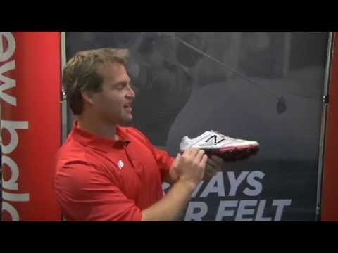 New Balance men's and women's Golf Shoes 2015