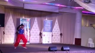 ColorsTV Talent Hunt Australia 2016, India's Got Talent | Jab Mehendi Lag Lag Jaave + Drama Queen