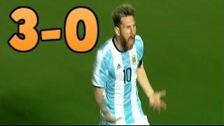 أهداف مباراة الأرجنتين و كولومبيا 3-0    تصفيات كأس العالم روسيا 2018   