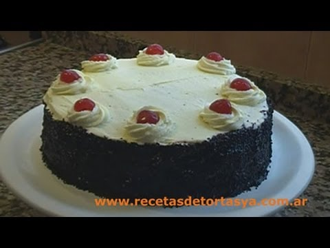 Torta Selva Negra Recetas de Tortas YA