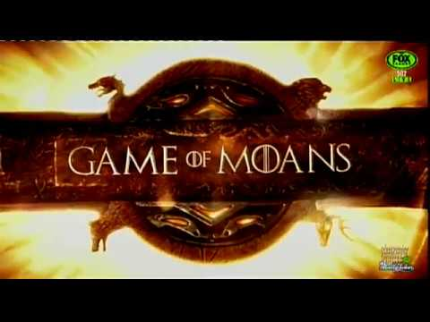 The Late Show With Matty Johns - Game Of Moans