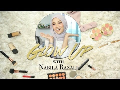 Xxx Mp4 Glow Up Ep 1 Get Nabila Razali's Top 3 Tudung Hijab Makeup Style Tutorial 3gp Sex