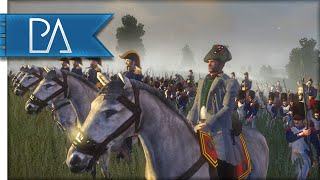 BATTLE OF WATERLOO - Napoleon Total War Gameplay