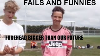 Best Funny Moments and Fails - Silk Football