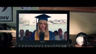 GWEN STACY's SPEECH (2) IN HINDI FROM The Amazing SpiderMan 2..