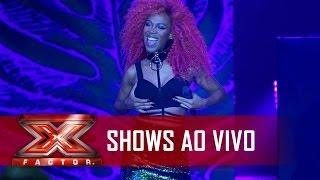 Karol Conká causa tombamentos | X Factor BR