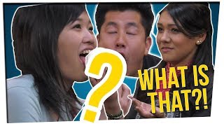 How Much Can You Fit In Your Mouth? (One Bite Challenge) Ft. Nikki Limo & Steve Greene