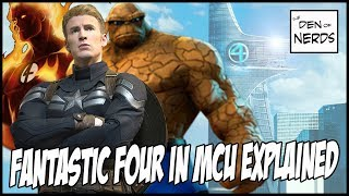 Fantastic Four in the MCU Explained | Why the Disney Fox Deal WILL Happen