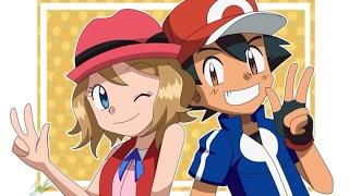 Pokemon Kalos High School episode 25