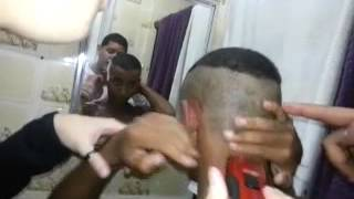 O cabeleleiro