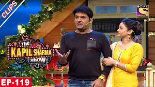 Chandu Is In Love With Sarla - The Kapil Sharma Show - 8th July, 2017