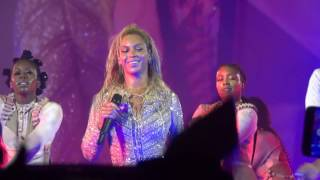 Beyonce - End of Time/Grown Woman (Live)