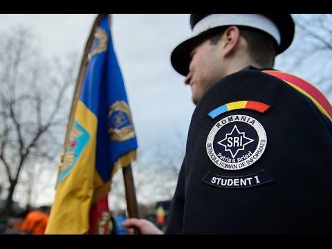 Defilarea cadrelor SRI – Ziua Naţională a României 2015