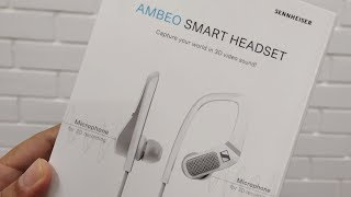 Sennheiser Ambeo Smart Headset - It