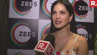 Sunny Leone Speaks On Her Biopic Karenjit Kaur | Exclusive Interview