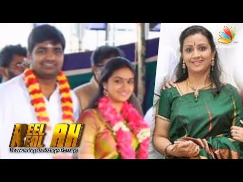 Actor Sathish Interview : Keerthy Suresh's mom said she's my Mamiyar   Reelah Realah