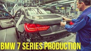 2017 BMW 7 Series Production (CFRP)