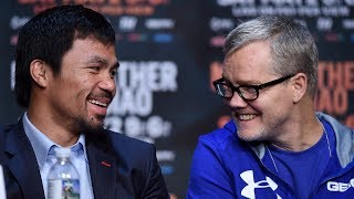 Pacquiao Reflects How His Trainer Helped Him To Greatness | ESPN