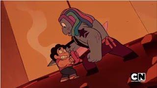 Steven Universe - Steven vs Bismuth (Clip) Bismuth