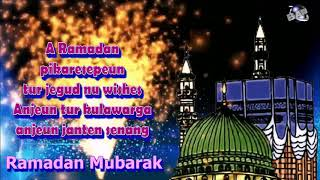 Sundanese Language Ramadan  Mubarak  Ramazan  Mubarak greetings Whatsapp download