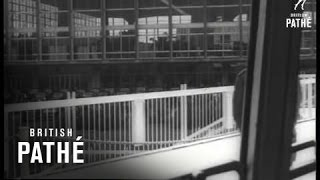 President Gronchi Opens 'italy 1961' Exhibition (1961)