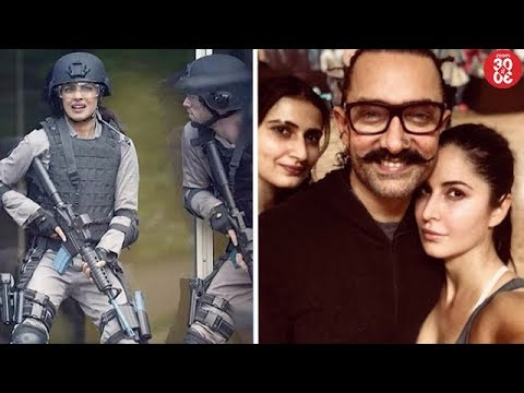 Priyanka's Cop Avatar From 'Quantico' | 'Thugs Of Hindostan' Team Take A Selfie