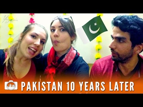 PAKISTAN 10 YEARS LATER | Arriving in Islamabad (#1)