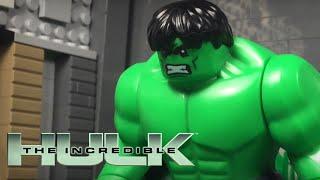 The Incredible Hulk in LEGO