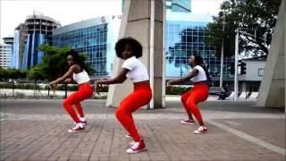 Iam The Title - Soca Dance Choreography - 2015 Machel Montano