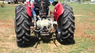 Demo Video of Massey Ferguson 135 Tractor