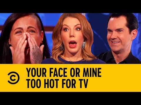 Top 10 Hottest Moments | Your Face Or Mine | Too Hot For TV