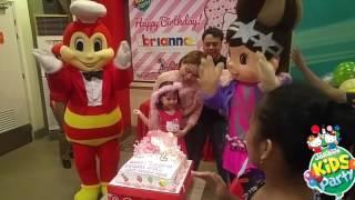 Birthday Songs - Happy Birthday To You - Maligayang Bati - Hello Kitty - Jollibee Mariveles