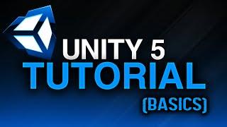 Unity 5 Tutorial : Basics