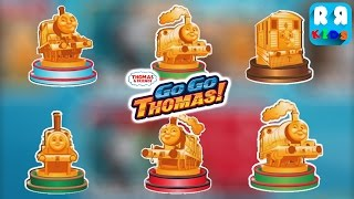 Thomas & Friends: Go Go Thomas! - Complete All Trophy