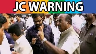 MP JC Diwakar Reddy Giving Warning To Shopkeepers || Post360