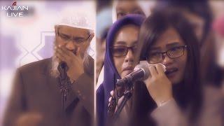 Gadis Ini Menangis Ketika Bersyahadat Dibimbing Oleh DR. Zakir Naik